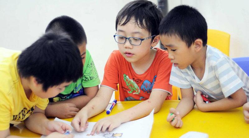 Phương pháp dạy học theo nhóm nhỏ
