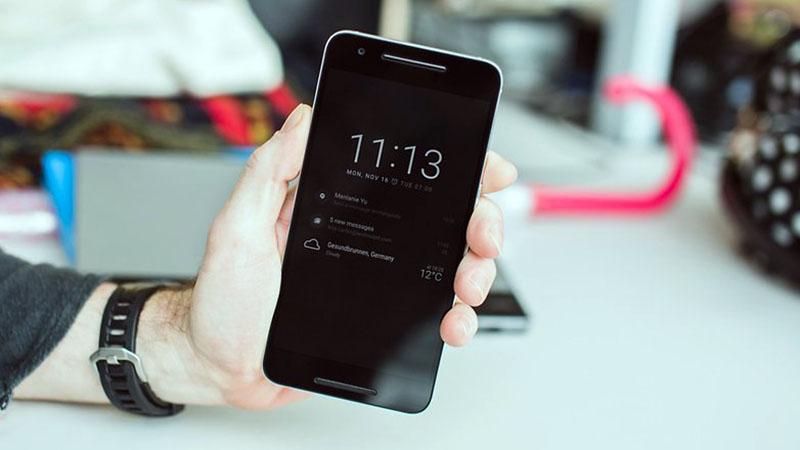 hệ điều hành Android 9