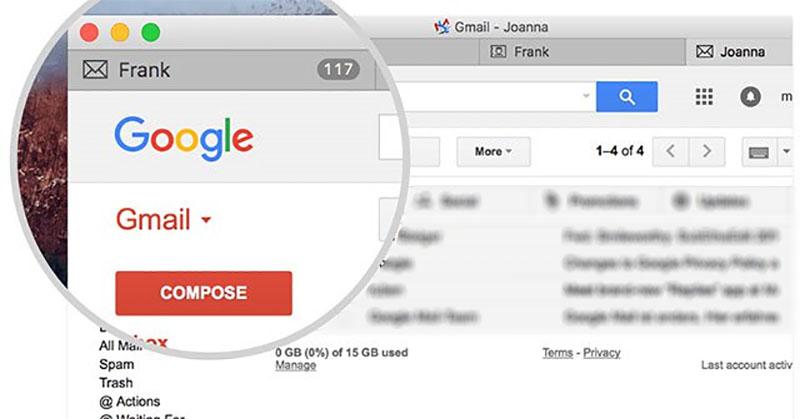 Tìm kiếm gmail