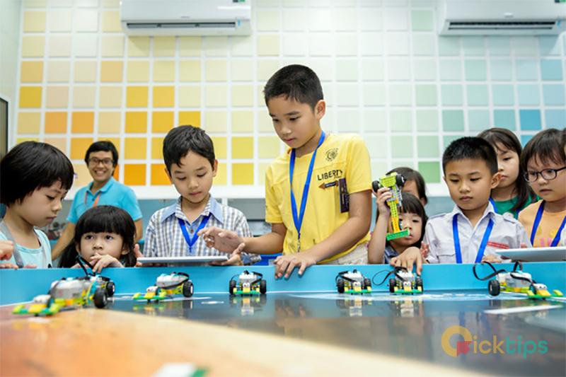 Giáo dục STEM và định hướng nghề nghiệp